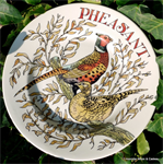 Emma Bridgewater. 8½ plate Game Birds