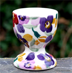 Emma Bridgewater. eggcup Wallflower