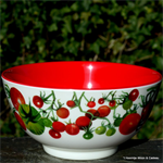 Emma Bridgewater. Melamine bowl Vegetable Garden