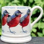 Emma Bridgewater ½ pint mug Dartford Warbler