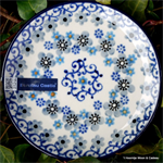 Bunzlau Castle. bord, cakedish small 12,3 cm. Winter Garden 2321-2084