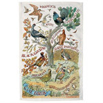 Emma Bridgewater. tea towel, Game Birds