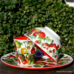 Emma Bridgewater. melamine set/3 vegetable garden