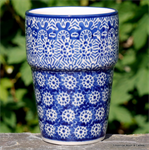 Bunzlau Castle. Milk Mug Lace 1071-884