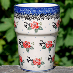 Bunzlau Castle. Milk Mug Tearose 1071-1525