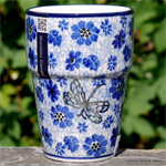 Bunzlau Castle. Milk Mug Dragonfly 1071-1443