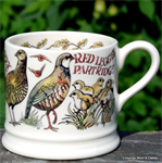 Emma Bridgewater. small mug Game Birds