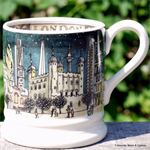 Emma Bridgewater. ½ pint London at Night