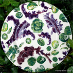 Emma Bridgewater, 8½ plate Kale & Sprouts