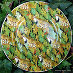 emma bridgewater sale. 8½ plate Partridge
