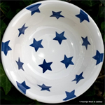 emma bridgewater. cereal bowl Blue Star