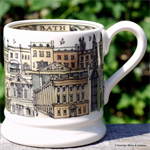 emma bridgewater. cities of dreams ½ pint mug Bath