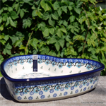 bunzlau castle hart baking dish Royal Blue 2049-1982