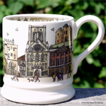 emma bridgewater. cities of dreams ½ pint mug York