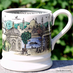 emma bridgewater. cities of dreams ½ pint mug Istanbul