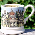 emma bridgewater. cities of dreams ½ pint mug Florence