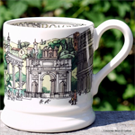 emma bridgewater. cities of dreams ½ pint mug Rome