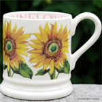Emma Bridgewater. Sunflower ½ pint mug
