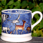 Emma Bridgewater, small mug Winter Animals
