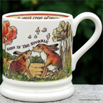 Emma Bridgewater. in the Woods ½ pint mug
