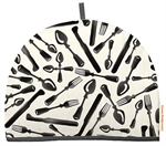 Emma Bridgewater. tea cosy Knives & Forks