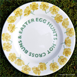 Emma Bridgewater, 8½ plate Buttercup text