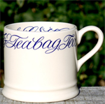Emma Bridgewater small mug Copperplate