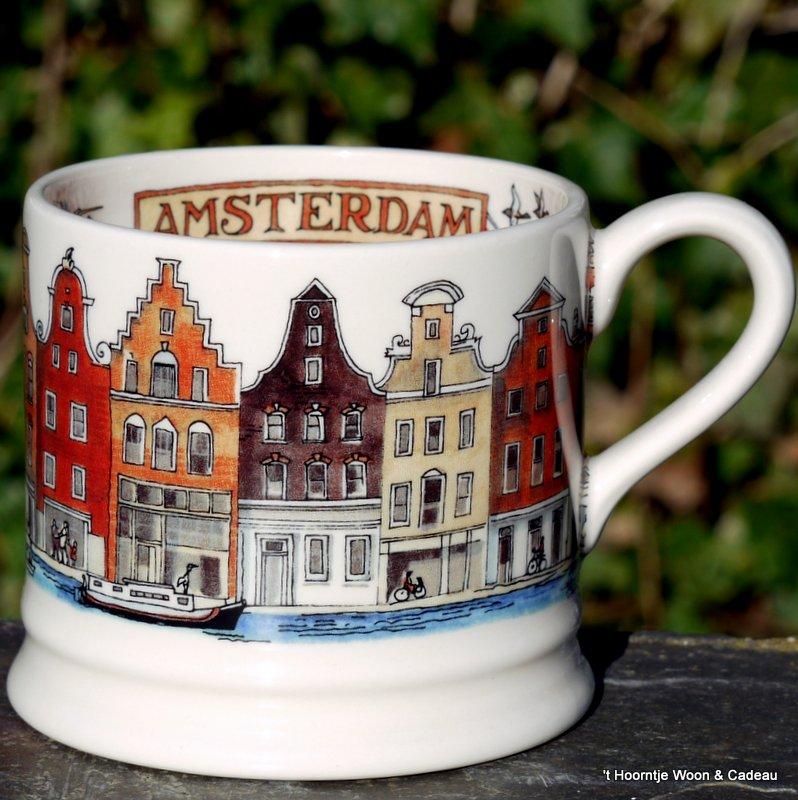 Emma Bridgewater Mokken.Emma Bridgewater Small Mug Amsterdam Emma Bridgewater