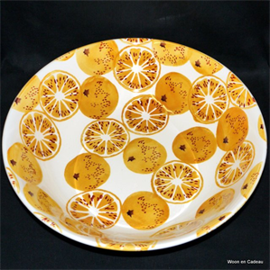 emma bridgewater sale. medium Dish Marmalade