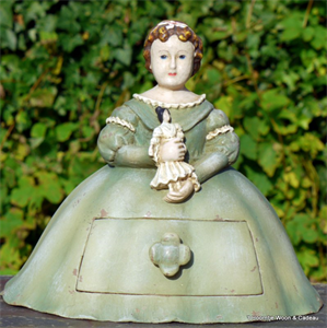 Meander, decoratieve figuren, brocante, nostalgie, curiosa