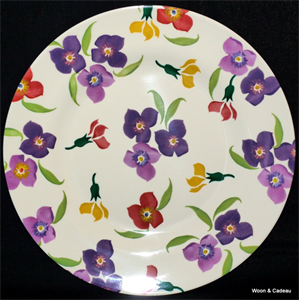 Emma Bridgewater. melamine set wallflower