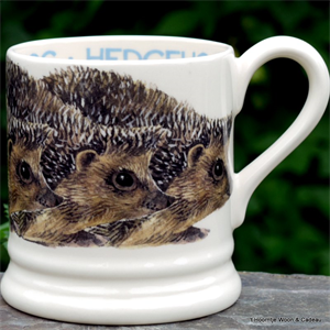 Emma Bridgewater ½ pint mug Hedgehog